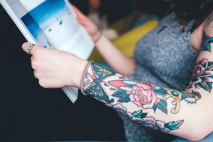 Jak Dbać O świeży Tatuaż Z Easytattoo Kobiece Zdrowie